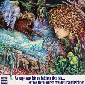 Marc Bolan & T. Rex - My People Were Fair and Had Sky in Their Hair... But Now They're Content to Wear Stars on Their Bro