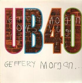 UB40 - Geffery Morgan