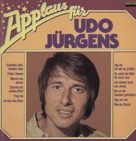 Udo Jürgens - Applaus für Udo Jürgens