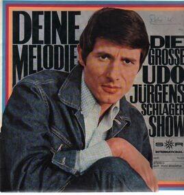 Udo Jürgens - Deine Melodie - Die Grosse Udo Jürgens Schlager-Show