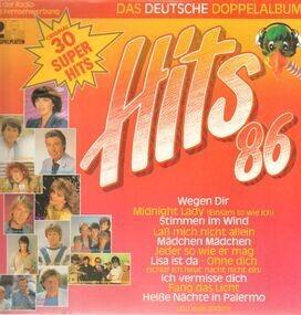 Udo Jürgens - Hits '86 - Das Deutsche Doppelalbum
