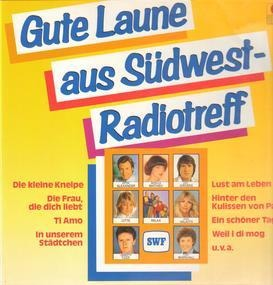 Udo Jürgens - Gute Laune Aus Südwest - Radiotreff