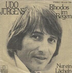 Udo Jürgens - Rhodos Im Regen
