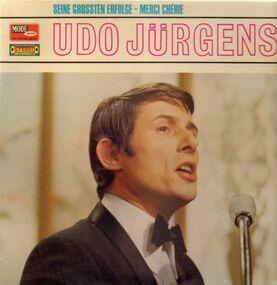 Udo Jürgens - Seine Größten Erfolge - Merci Cherie