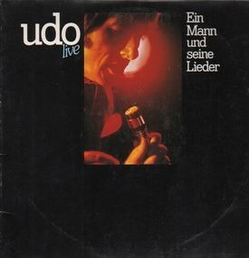 Udo Jürgens - Udo Live - Ein Mann und seine Lieder