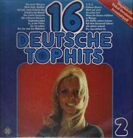 Udo Jürgens - 16 Deutsche Top Hits, Folge 2