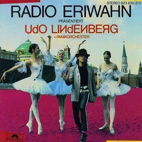 Udo Lindenberg - Radio Eriwahn (1lp)