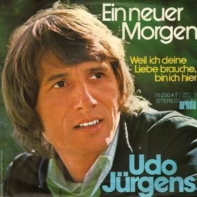 Udo Jürgens - Ein Neuer Morgen