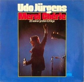 Udo Jürgens - Merci Chérie - 28 Seiner Großen Erfolge
