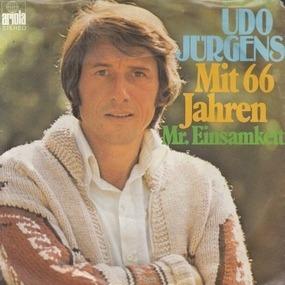 Udo Jürgens - Mr. Einsamkeit / Mit 66 Jahren
