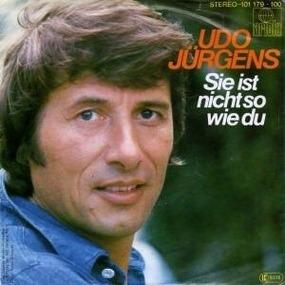 Udo Jürgens - Sie Ist Nicht So Wie Du