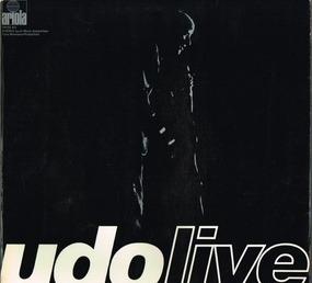 Udo Jürgens - Udo Live
