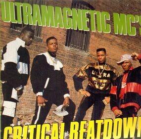 Ultra Magnetic M.C.'s - Critical Beatdown