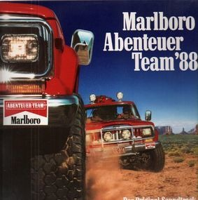The Unknown Artist - Marlboro Abenteuer Team '88