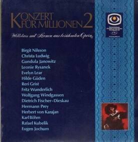 Konzert für Millionen 2 - Birgit Nilsson | Vinyl | Recordsale