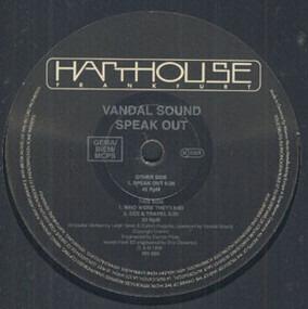 Vandal Sound - Speak Out