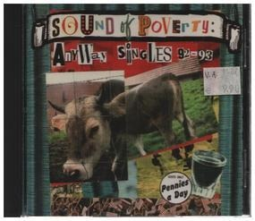 Various - Anyway singles 92-93 - Sound of Poverty