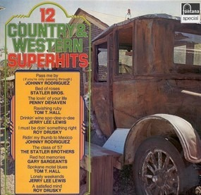 Various Artists - 12 Country & Western Superhits