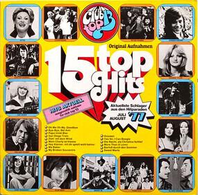 Gitte Haenning - 15 Top Hits - Aktuellste Schlager Aus Den Hitparaden Juli/August '77