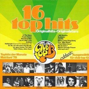Village People - 16 Top Hits - Tophits Der Monate Mai/Juni '79