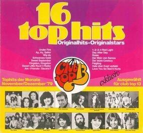 Tubeway Army - 16 Top Hits - Tophits Der Monate November/Dezember '79