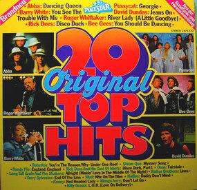 Barry White - 20 Original Top Hits