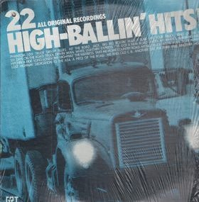 Red Sovine - 22 High-Ballin' Hits!