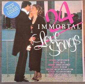 Ray Charles - 24 Immortal Love Songs