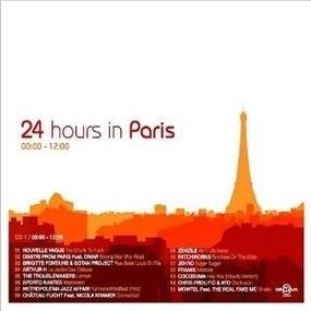 Nouvelle Vague - 24 Hours In Paris