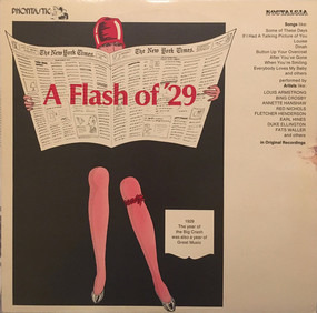 Louis Armstrong - A Flash Of '29