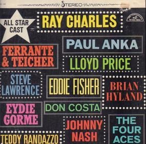 Ray Charles - All Star Cast