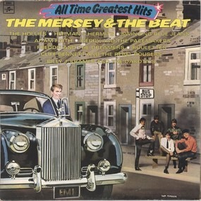 The Hollies - All Time Greatest Hits The Mersey & The Beat