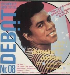 Jermaine Jackson - Debüt LP / Zeitschrift Ausgabe 8
