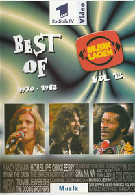 Chuck Berry - Best Of Musikladen 1970 - 1983 Vol. 13