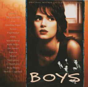 Supergrass - Boys - Original Motion Picture Soundtrack