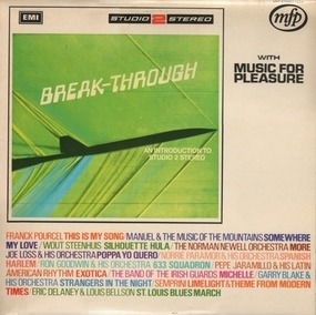 Various Artists - Break-Through - An Introduction To Studio 2 Stereo