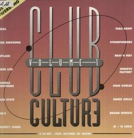 Seal - Club Culture Volume 1