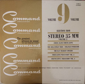 Enoch Light and His Orchestra - Command Records Volume 9