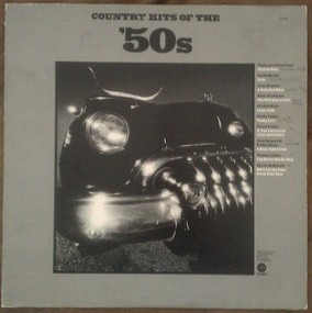 Various Artists - Country Hits Of The '50s