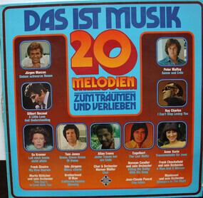 Ray Charles - Das Ist Musik 20 Melodien Zum Träumen Und Verlieben
