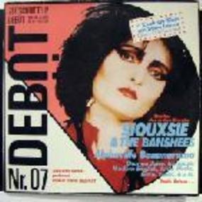 Various Artists - Debüt LP / Zeitschrift Ausgabe 7