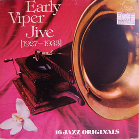 Louis Armstrong - Early Viper Jive: 1927-1933