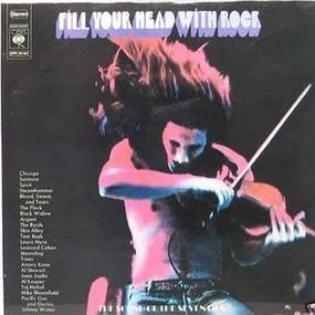 Santana - Fill Your Head With Rock