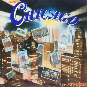 Louis Armstrong - From Chicago To New-York