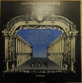 Richard Wagner - Große Sänger Der Vergangenheit II