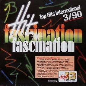 Snap! - Hit Fascination - Top Hits International 3/90