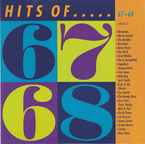 Bee Gees - Hits Of 67 + 68
