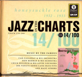 Louis Armstrong - Jazz In The Charts 14/100  Honeysuckle Rose  1932 - 1933  (Track 279 - 299)