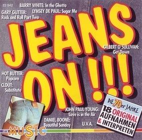 Barry White - Jeans On!!! - Die 70er Jahre