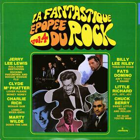 Jerry Lee Lewis - La Fantastique Epopée Du Rock Vol.4